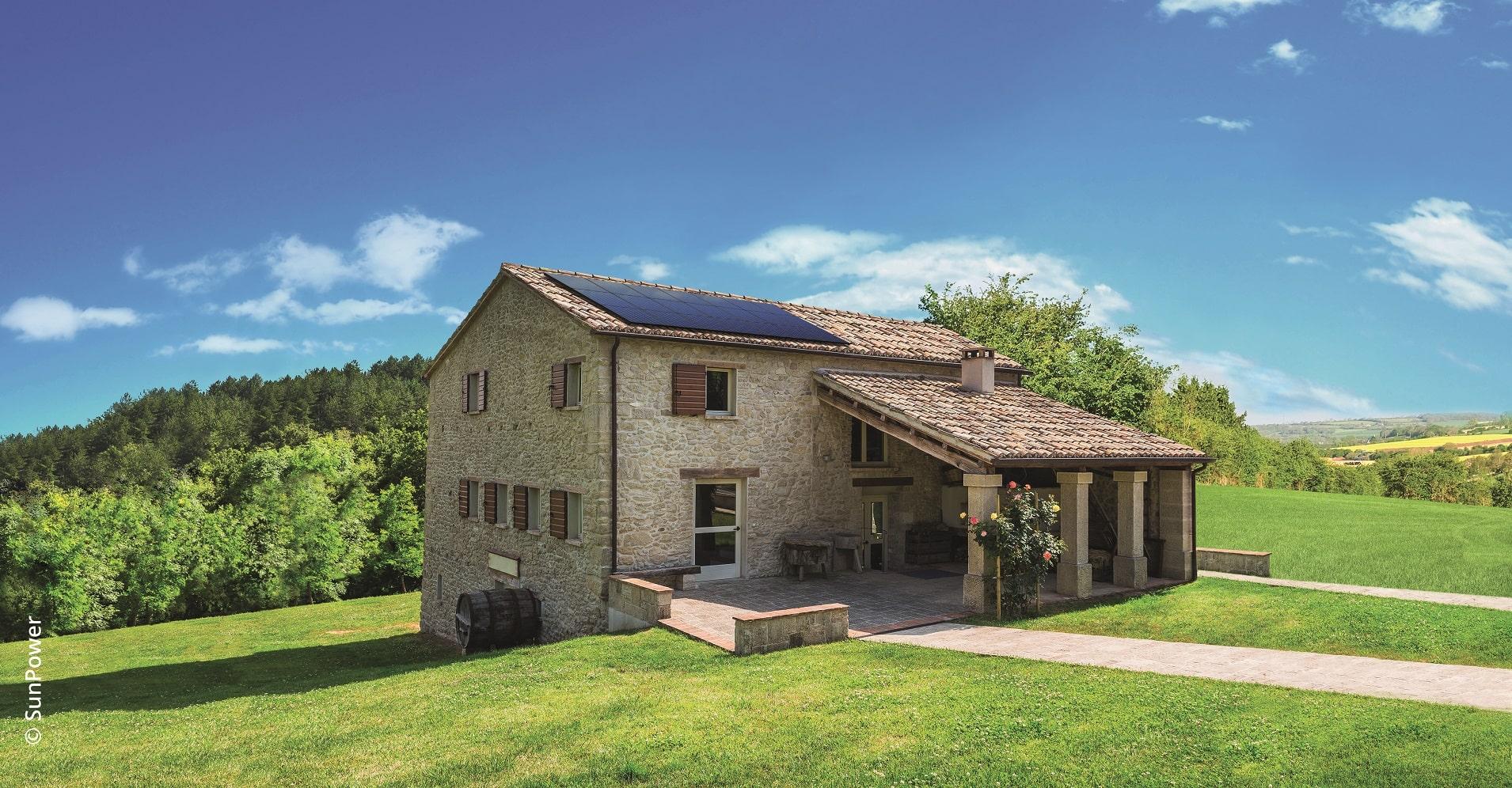 Fotovoltaico Roma Sunpower slider