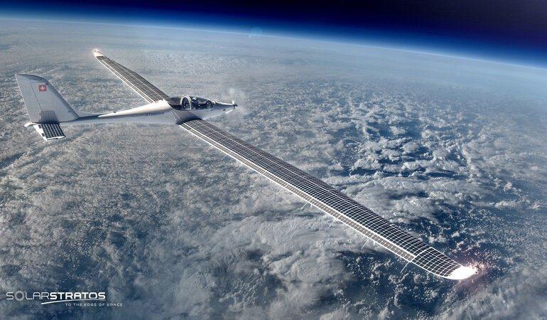 Il meglio della tecnologia SunPower nella stratosfera con un aereo fotovoltaico