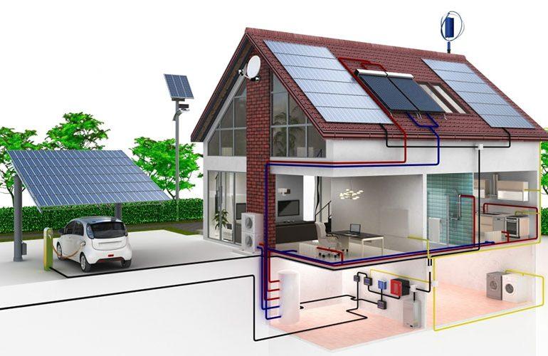 Come è composto un impianto fotovoltaico? E come funziona?