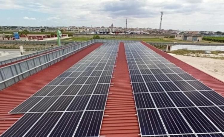 Azienda ortofrutticola installa impianto da 100 Kwp con SunPower