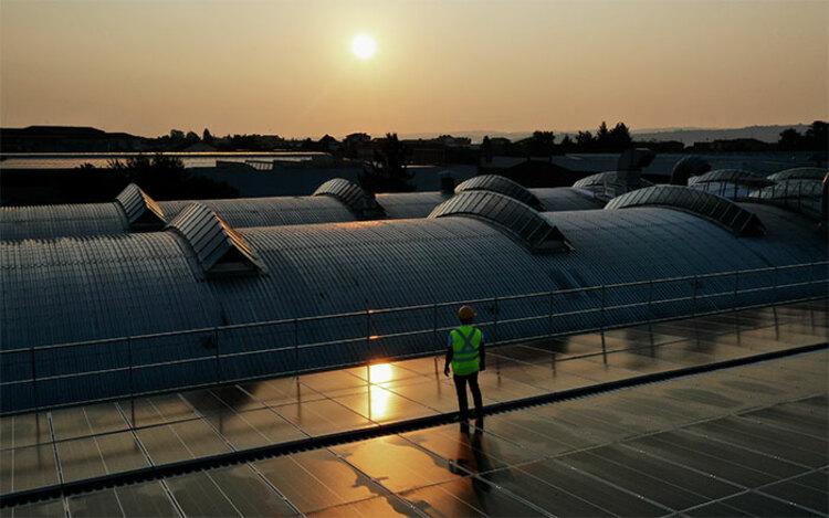 Industria e sostenibilità: due mondi possibili con i moduli SunPower