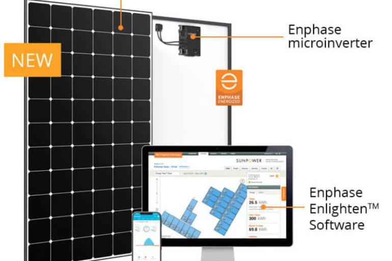 Disponibile in Italia il nuovo modulo Fotovoltaico SunPower Maxeon 5 AC