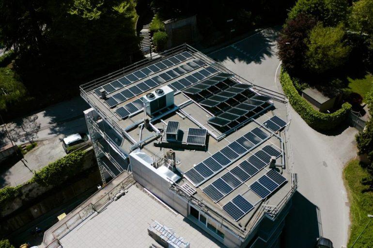 Primo condominio in autoconsumo collettivo con impianto Fotovoltaico inaugurato a Pinerolo (TO).